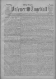 Posener Tageblatt 1908.01.09 Jg.47 Nr14