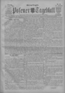 Posener Tageblatt 1908.01.14 Jg.47 Nr21