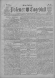 Posener Tageblatt 1908.01.14 Jg.47 Nr22
