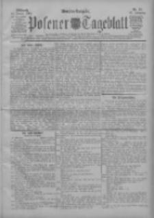 Posener Tageblatt 1908.01.15 Jg.47 Nr23