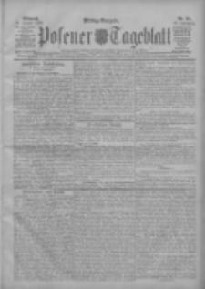 Posener Tageblatt 1908.01.15 Jg.47 Nr24