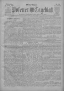 Posener Tageblatt 1908.01.16 Jg.47 Nr26