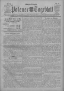 Posener Tageblatt 1908.01.17 Jg.47 Nr27