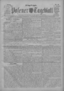 Posener Tageblatt 1908.01.17 Jg.47 Nr28