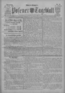 Posener Tageblatt 1908.01.18 Jg.47 Nr29