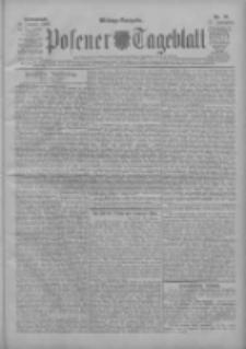 Posener Tageblatt 1908.01.18 Jg.47 Nr30