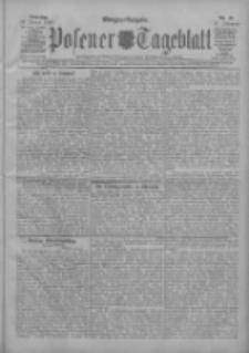 Posener Tageblatt 1908.01.19 Jg.47 Nr31