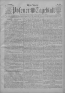 Posener Tageblatt 1908.01.21 Jg.47 Nr34