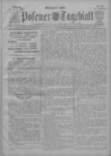 Posener Tageblatt 1908.01.22 Jg.47 Nr35