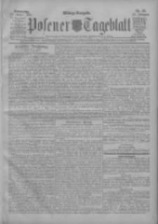 Posener Tageblatt 1908.01.23 Jg.47 Nr38