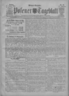 Posener Tageblatt 1908.01.24 Jg.47 Nr39