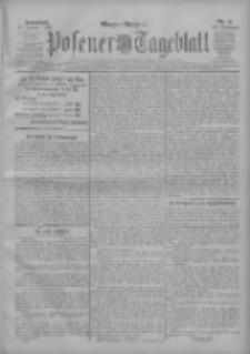 Posener Tageblatt 1908.01.25 Jg.47 Nr41