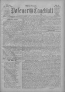Posener Tageblatt 1908.01.27 Jg.47 Nr44