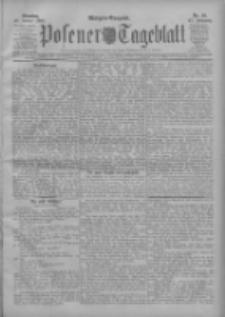 Posener Tageblatt 1908.01.28 Jg.47 Nr45