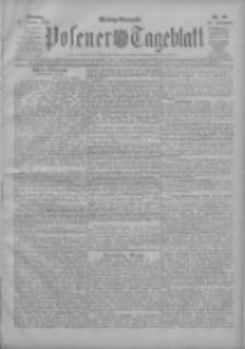 Posener Tageblatt 1908.01.28 Jg.47 Nr46
