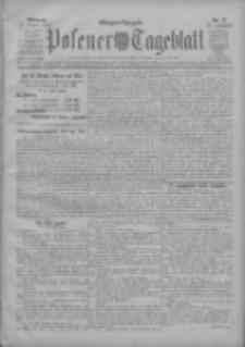 Posener Tageblatt 1908.01.29 Jg.47 Nr47