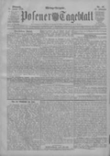 Posener Tageblatt 1908.01.29 Jg.47 Nr48