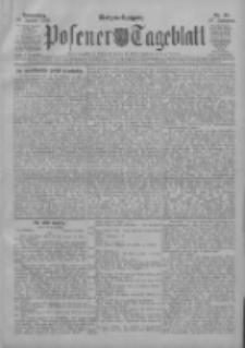Posener Tageblatt 1908.01.30 Jg.47 Nr49