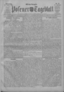 Posener Tageblatt 1908.01.30 Jg.47 Nr50