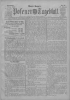 Posener Tageblatt 1908.02.01 Jg.47 Nr53