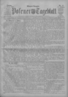 Posener Tageblatt 1908.02.04 Jg.47 Nr57