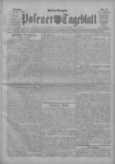 Posener Tageblatt 1908.02.04 Jg.47 Nr58
