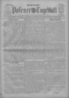 Posener Tageblatt 1908.02.06 Jg.47 Nr61