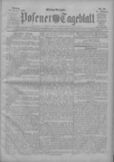 Posener Tageblatt 1908.02.10 Jg.47 Nr68