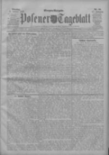 Posener Tageblatt 1908.02.11 Jg.47 Nr69