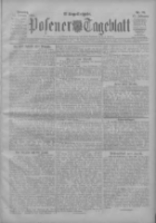 Posener Tageblatt 1908.02.11 Jg.47 Nr70