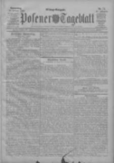 Posener Tageblatt 1908.02.13 Jg.47 Nr74