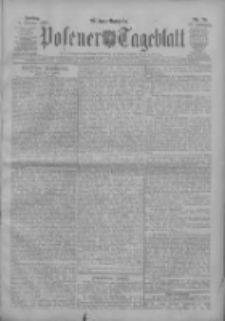 Posener Tageblatt 1908.02.14 Jg.47 Nr76