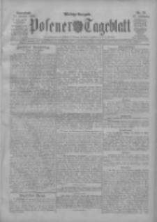 Posener Tageblatt 1908.02.15 Jg.47 Nr78