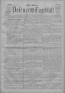 Posener Tageblatt 1908.02.17 Jg.47 Nr80