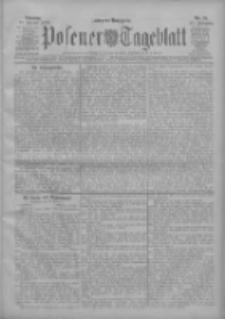 Posener Tageblatt 1908.02.18 Jg.47 Nr81