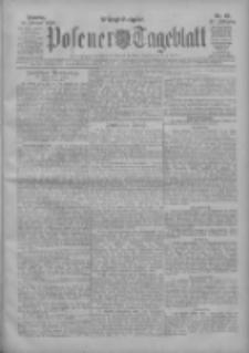 Posener Tageblatt 1908.02.18 Jg.47 Nr82