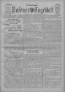 Posener Tageblatt 1908.02.19 Jg.47 Nr83