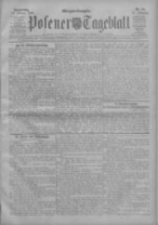 Posener Tageblatt 1908.02.20 Jg.47 Nr85
