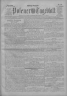 Posener Tageblatt 1908.02.20 Jg.47 Nr86