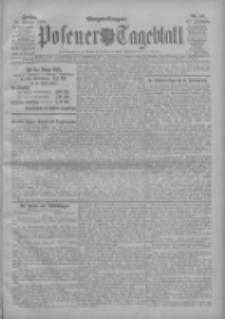 Posener Tageblatt 1908.02.21 Jg.47 Nr87