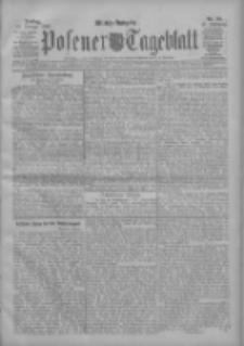 Posener Tageblatt 1908.02.21 Jg.47 Nr88