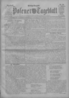 Posener Tageblatt 1908.02.22 Jg.47 Nr90