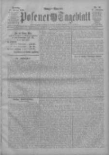 Posener Tageblatt 1908.02.23 Jg.47 Nr91