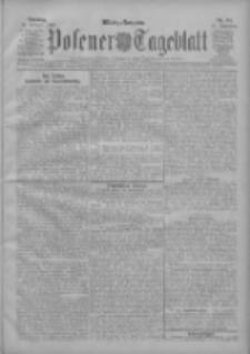Posener Tageblatt 1908.02.25 Jg.47 Nr94