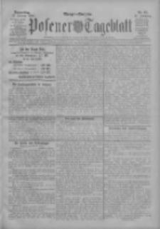 Posener Tageblatt 1908.02.27 Jg.47 Nr97