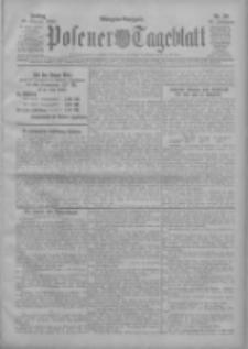 Posener Tageblatt 1908.02.28 Jg.47 Nr99