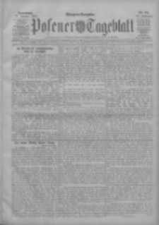 Posener Tageblatt 1908.02.29 Jg.47 Nr101