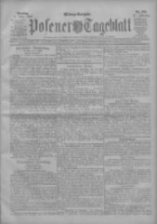 Posener Tageblatt 1908.03.03 Jg.47 Nr106