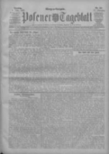 Posener Tageblatt 1908.03.08 Jg.47 Nr115