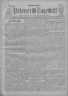 Posener Tageblatt 1908.03.09 Jg.47 Nr116
